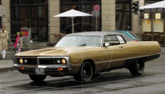 Chrysler Newport Royal 2-door Hardtop Coupé | Drive-by Snapshots by Sebastian Motsch (2012)