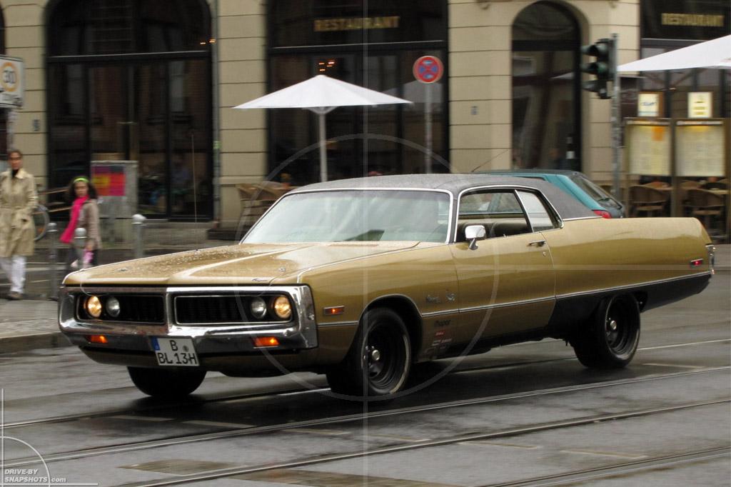 Chrysler Newport Royal 2-door Hardtop Coupé   Drive-by Snapshots by Sebastian Motsch (2012)