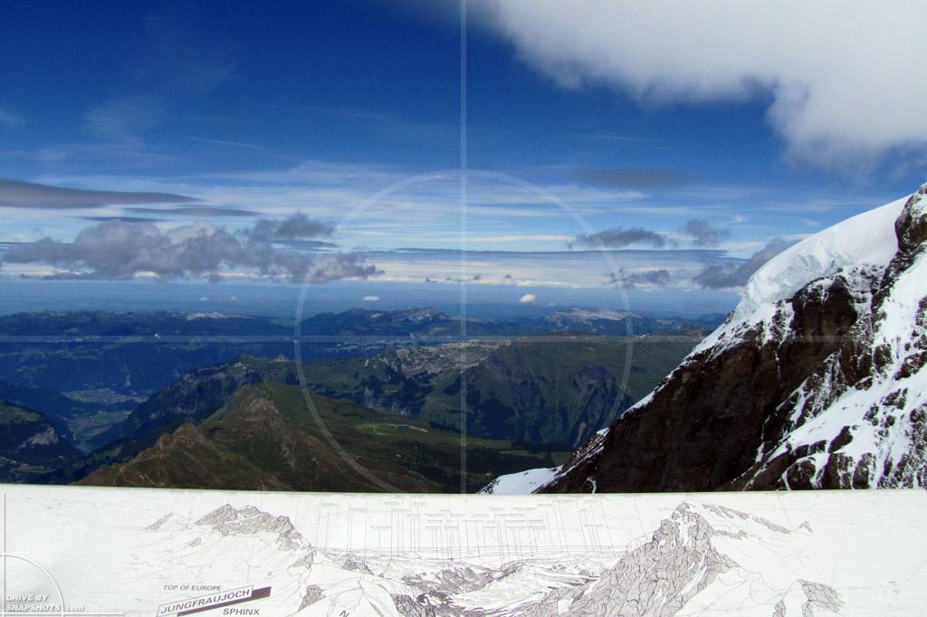 Kässbohrer Pistenbully Jungfraujoch   Drive-by Snapshots by Sebastian Motsch (2011)