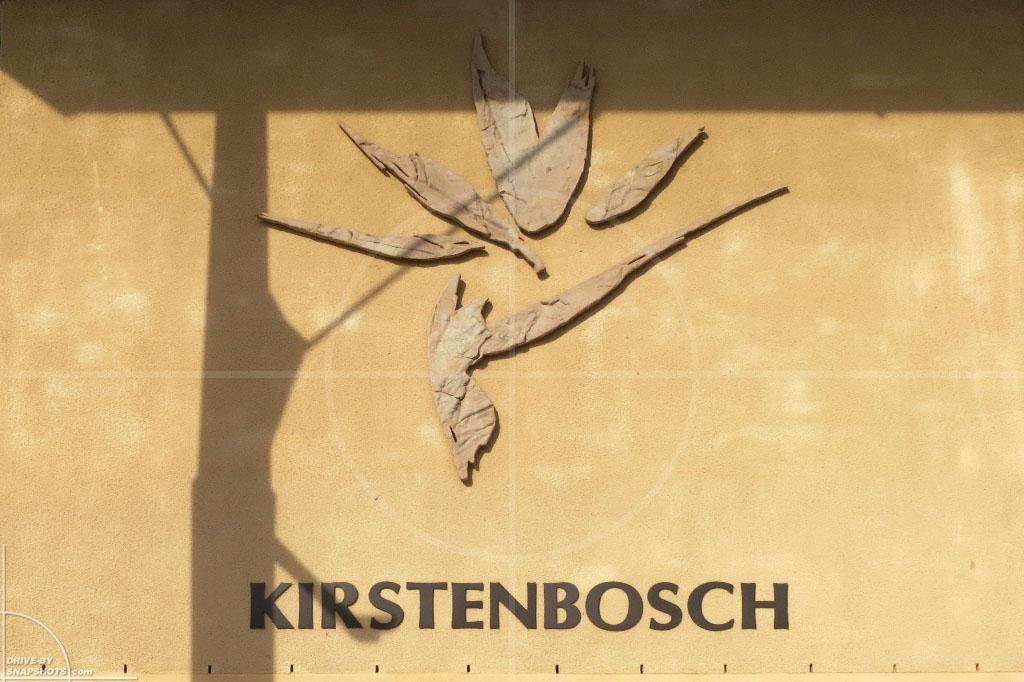 dbs Kirstenbosch Botanical Garden