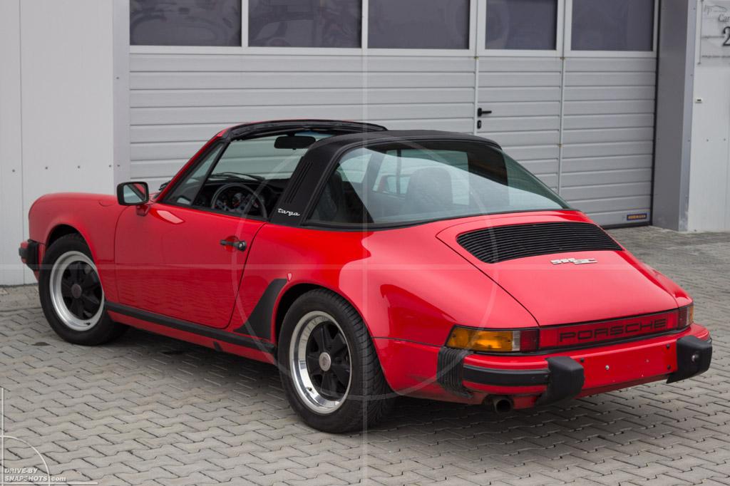 Porsche 911 SC Targa | Drive-by Snapshots by Sebastian Motsch (2014)