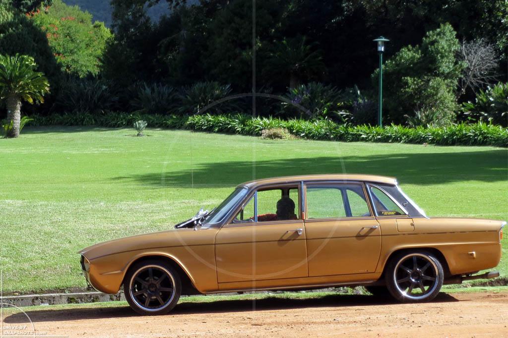 Triumph 2500S Capetown | Drive-by Snapshots by Sebastian Motsch (2012)