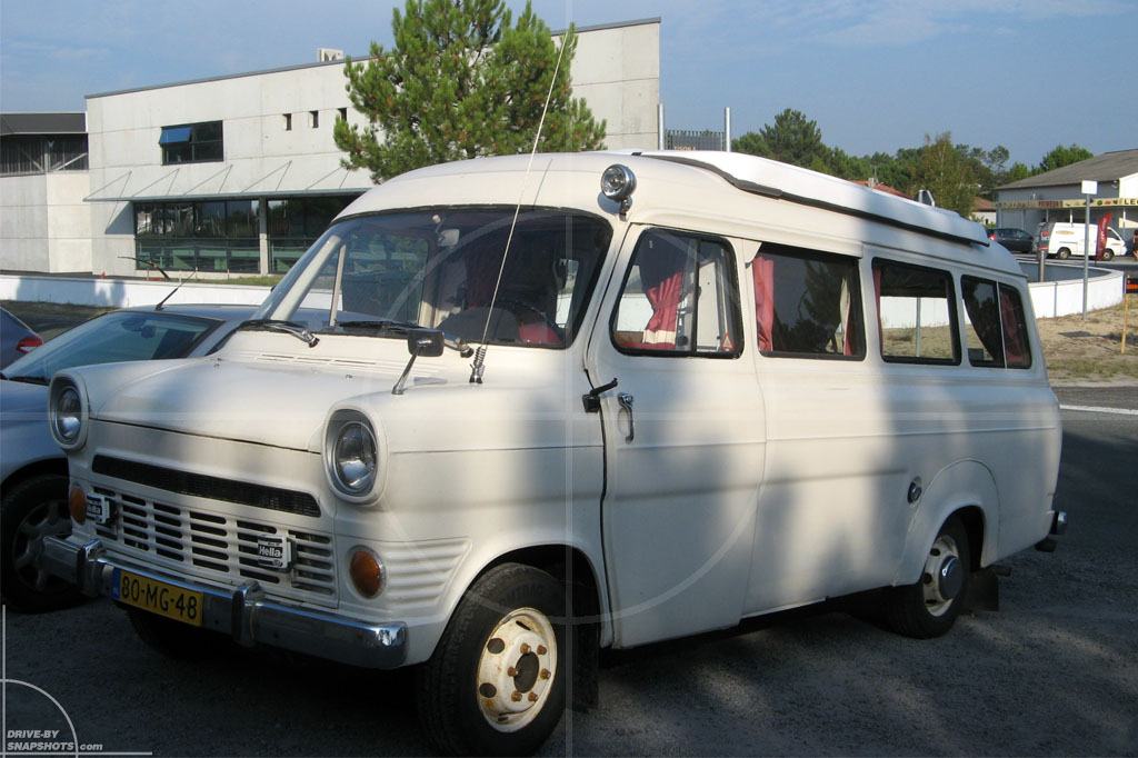 dbs Ford Transit Mk1 camper van | Drive-by Snapshots by Sebastian Motsch (2009)