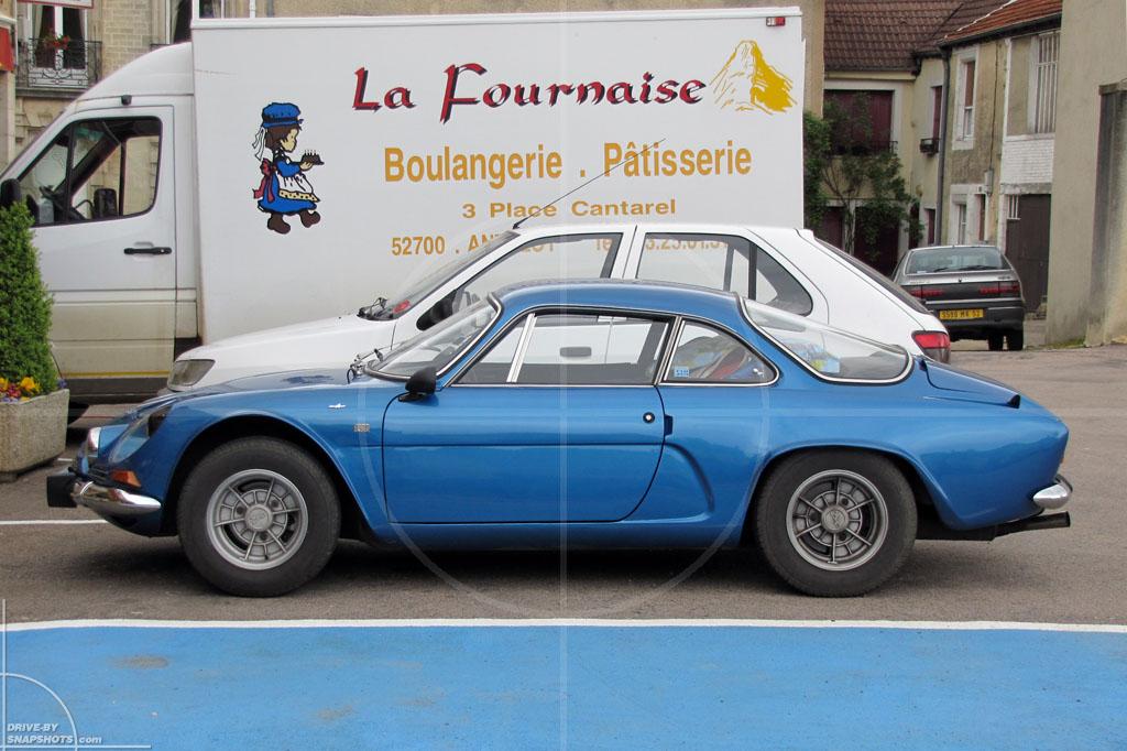 dbs Renault Alpine A110 Andelot-Blancheville | Drive-by Snapshots by Sebastian Motsch (2010)