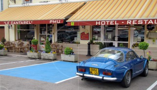 dbs Renault Alpine A110 Andelot-Blancheville   Drive-by Snapshots by Sebastian Motsch (2010)