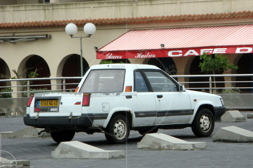 Toyota Tercel 4WD Pick-up | Drive-by Snapshots by Sebastian Motsch (2009)
