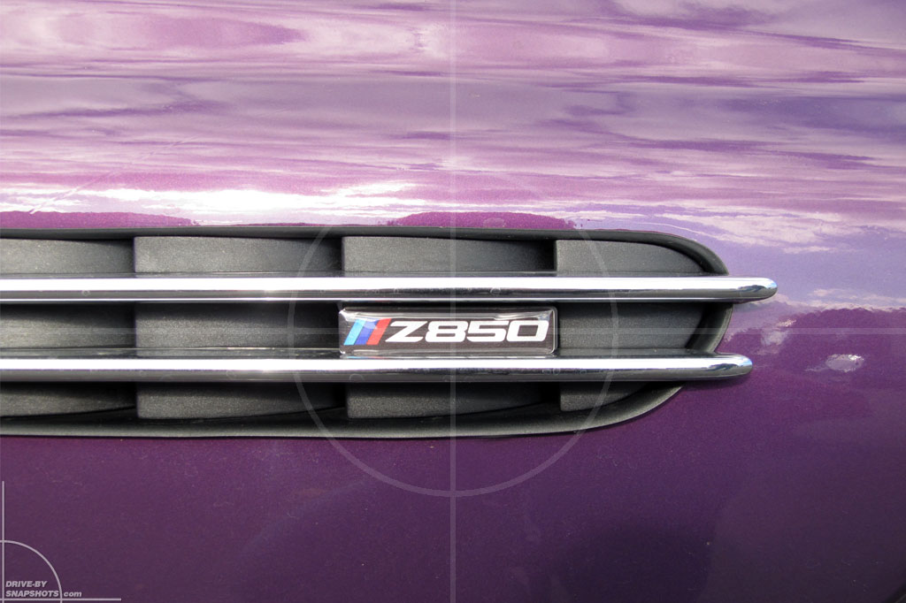 BMW 850i Z850 | Drive-by Snapshots by Sebastian Motsch (2012)