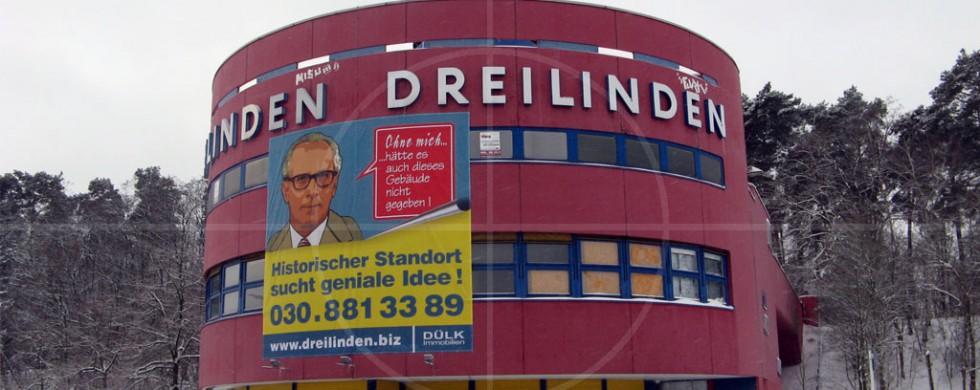 Berlin Dreilinden | Drive-by Snapshots by Sebastian Motsch (2010)