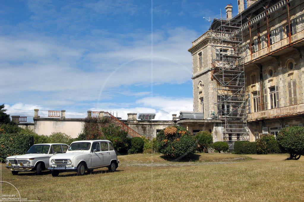 Biarritz Chateau d'Ilbarritz | Drive-by Snapshots by Sebastian Motsch (2009)