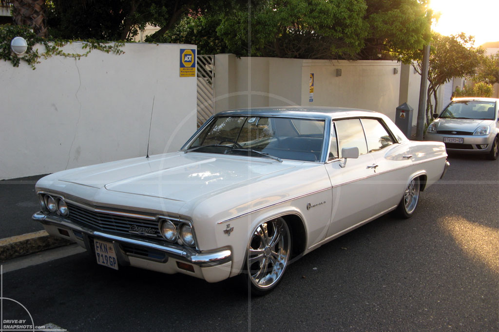 1966 Chevrolet Impala Lions Fast Food Drive By Snapshots