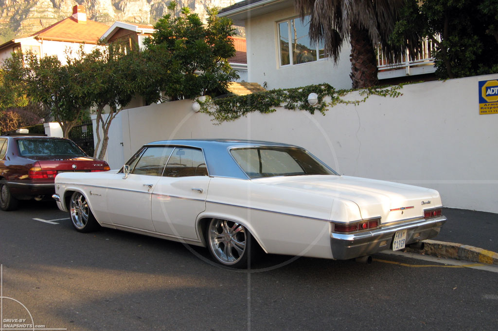 Chevrolet Impala 4-door Hardtop Capetown | Drive-by Snapshots by Sebastian Motsch (2007)