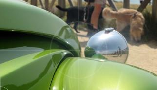 Citroen 2CV Deux Deuches Custom | Drive-by Snapshots by Sebastian Motsch (2009)