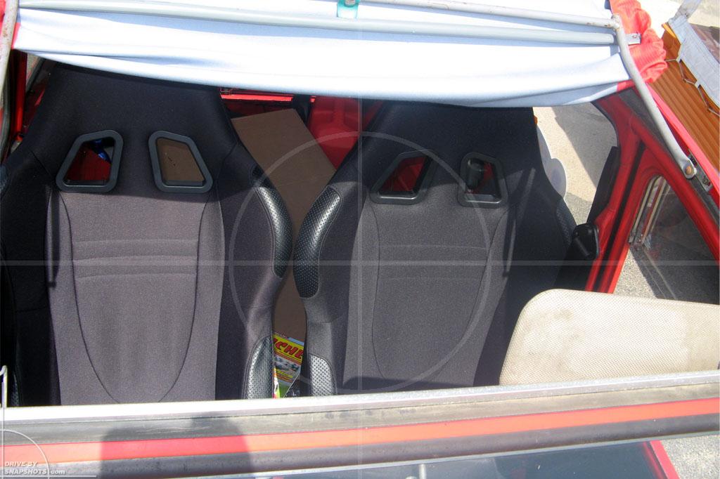 Citroen 2CV Deux Deuches Custom   Drive-by Snapshots by Sebastian Motsch (2009)