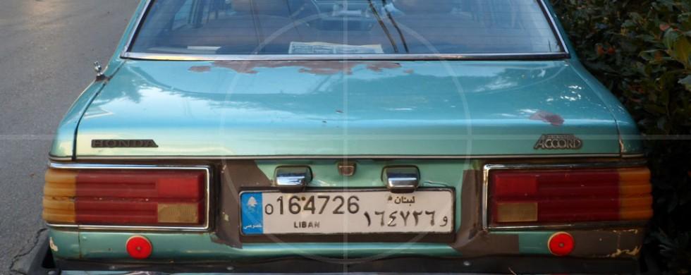 Honda Accord SJ Beirut Lebanon | Drive-by Snapshots by Hanna (2013)
