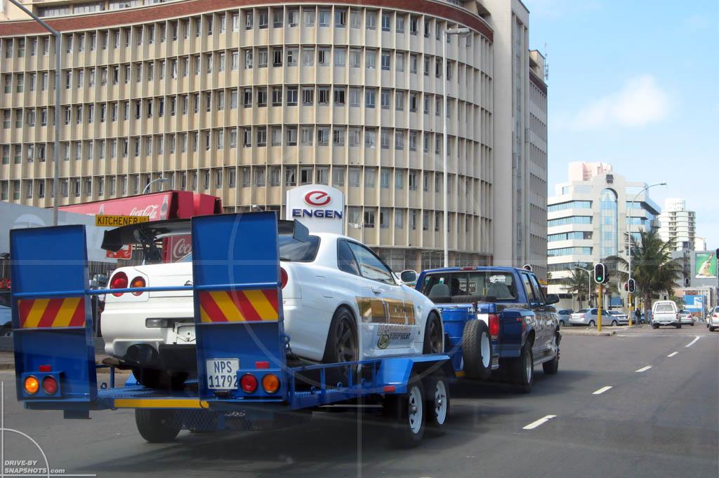 Nissan Skyline GT-R 34 Durban | Drive-by Snapshots by Sebastian Motsch (2008)