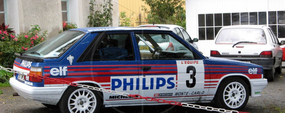 Renault 11 Turbo | Drive-by Snapshots by Sebastian Motsch (2009)