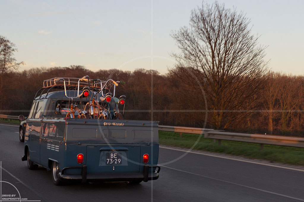Air-cooled Volkswagen | Drive-by Snapshots by Sebastian Motsch (2014)