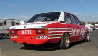 BMW E12 535i Bastos | Drive-by Snapshots by Sebastian Motsch (2011)