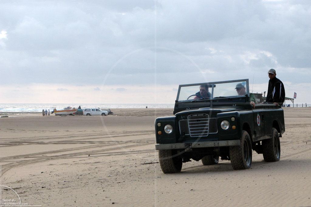 Land Rover Series III Sodwana Bay   Drive-by Snapshots by Sebastian Motsch (2007)