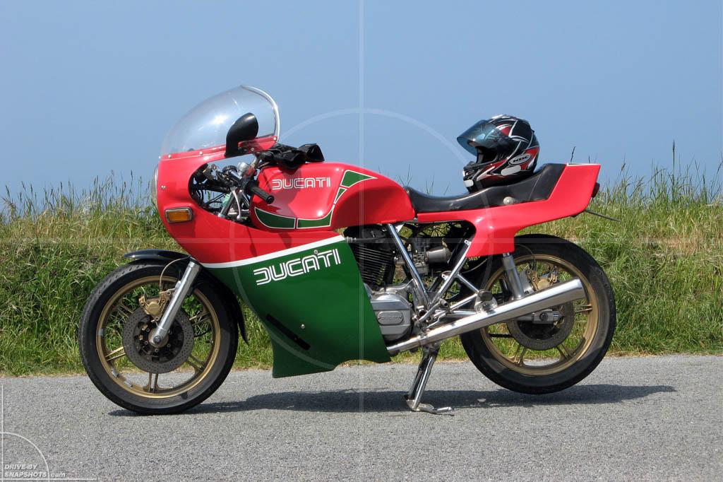 Ducati Motorcycle | Drive-by Snapshots by Sebastian Motsch (2010)