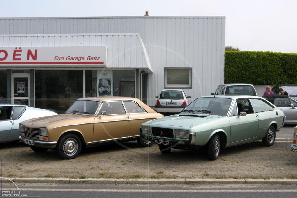 Eurl Garage Reitz Louannec   Drive-by Snapshots by Sebastian Motsch (2010)