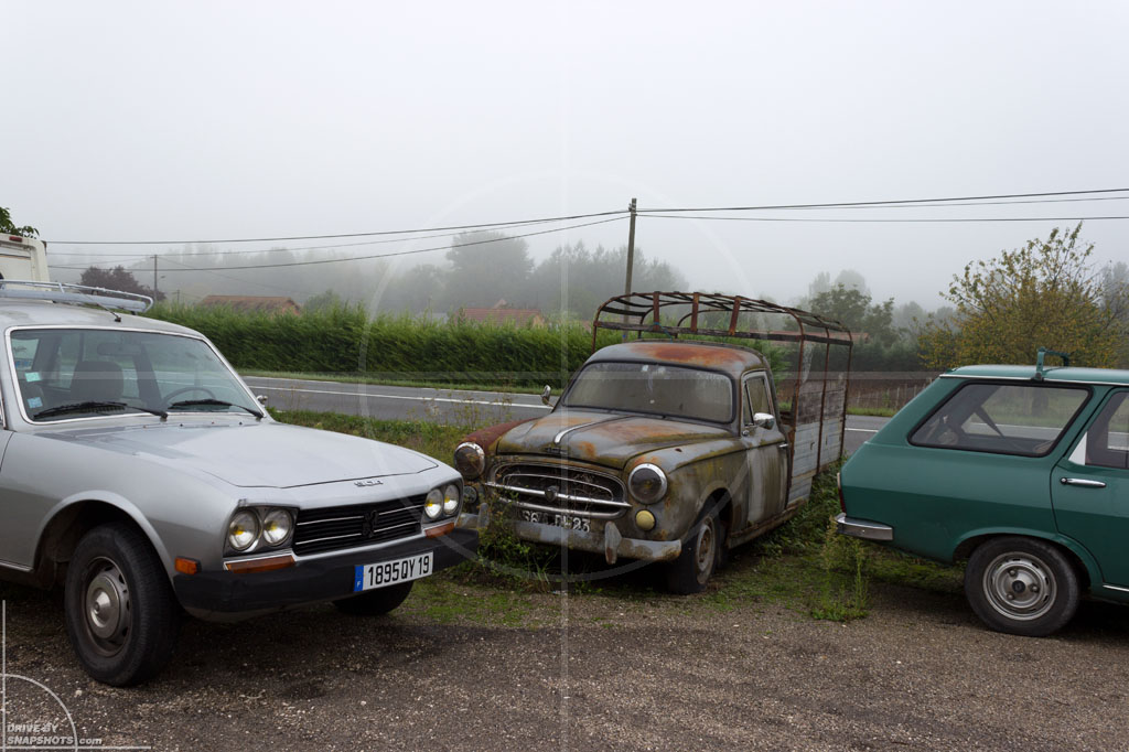 Peugeot 504 Break US-spec | Drive-by Snapshots by Sebastian Motsch (2013)