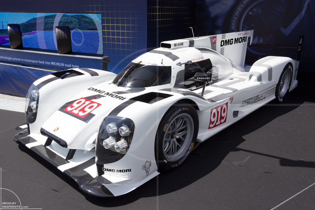 Porsche 919 Hybrid LMP1 Le Mans 2014 | Drive-by Snapshots by Sebastian Motsch (2014)