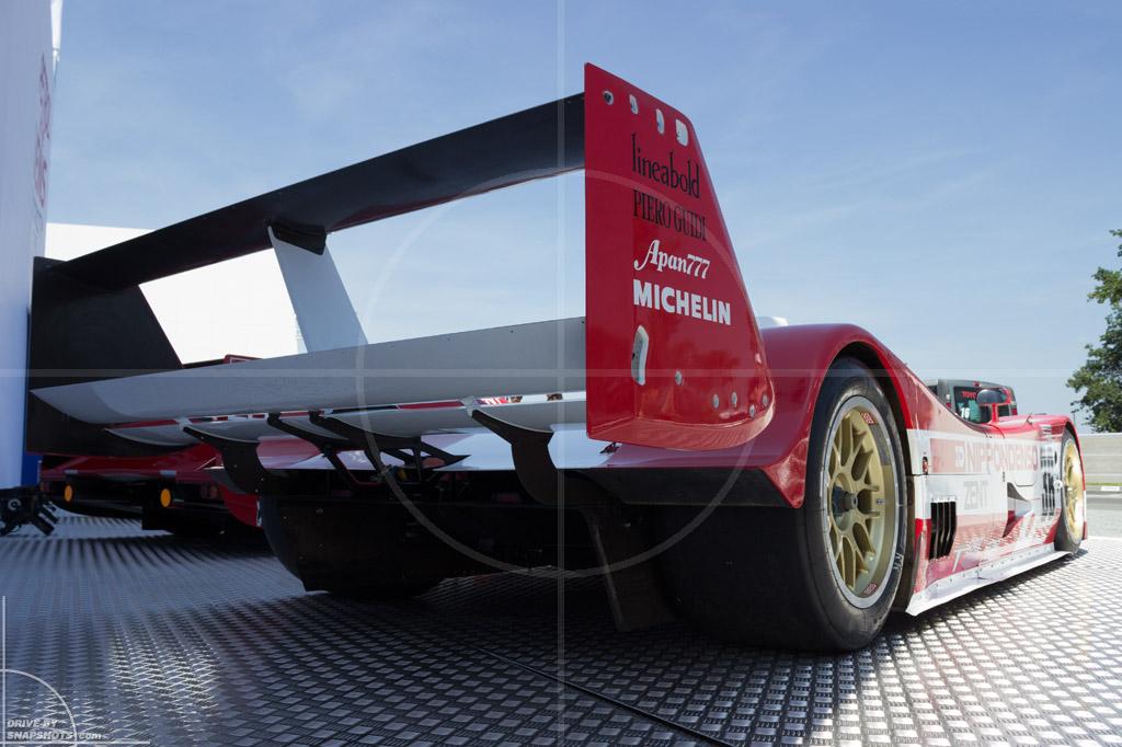 Toyota LMP1 TS010 Le Mans 2014 | Drive-by Snapshots by Sebastian Motsch (2014)