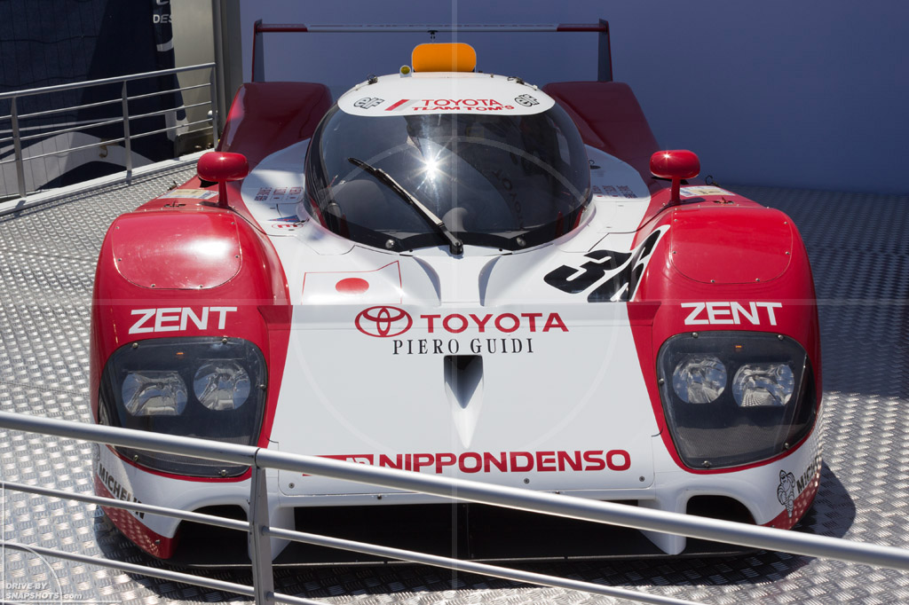 Toyota Group C TS010 Le Mans 2014 | Drive-by Snapshots by Sebastian Motsch (2014)