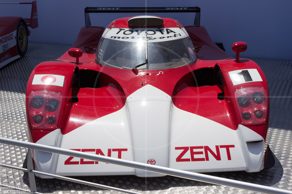 Toyota LMGTP TS020 Le Mans 2014 | Drive-by Snapshots by Sebastian Motsch (2014)