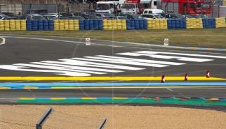 24h du Mans Starting Grid   Drive-by Snapshots by Sebastian Motsch (2014)