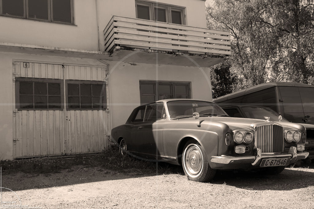 Bentley Corniche Coupé Norway 2014 | Drive-by Snapshots by Sebastian Motsch (2014)