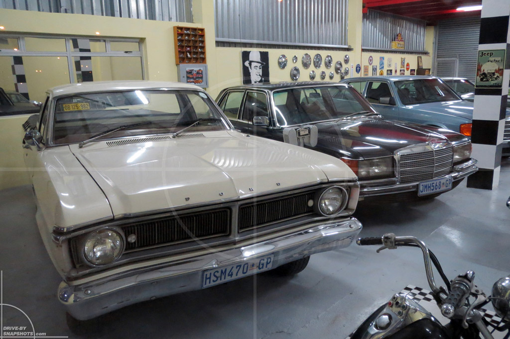 Classic Car Dealership Somerset West ZA | Drive-by Snapshots by Sebastian Motsch (2012)