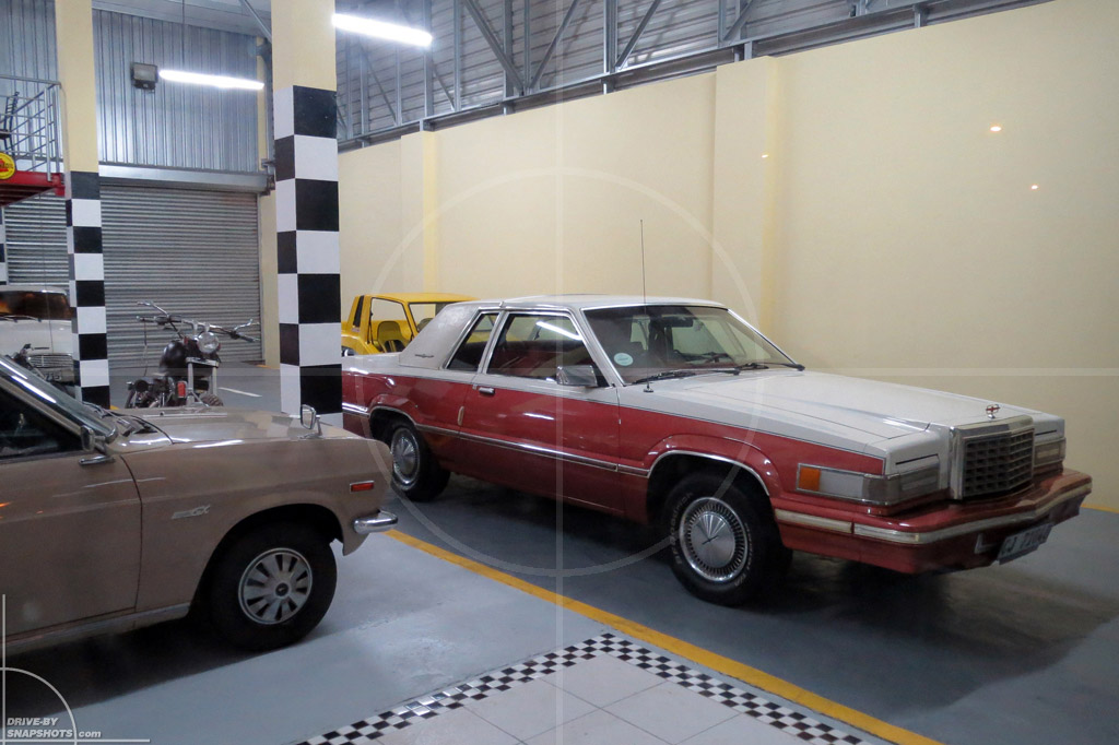 Classic Car Dealership Somerset West ZA   Drive-by Snapshots by Sebastian Motsch (2012)