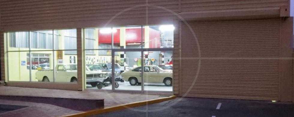 Classic Car Dealership Somerset West ZA | Drive-by Snapshots by Sebastian Motsch (2012)