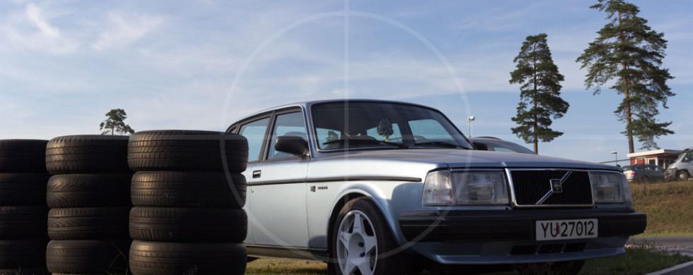 Gatebil Rudskogen 2014 Volvo | Drive-by Snapshots by Sebastian Motsch (2014)