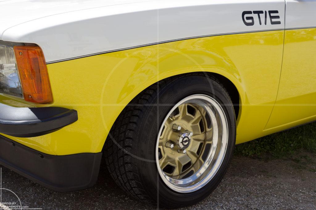 Passau Classic Car Day 2014 Details Opel Kadett C GT/E | Drive-by Snapshots by Sebastian Motsch (2014)