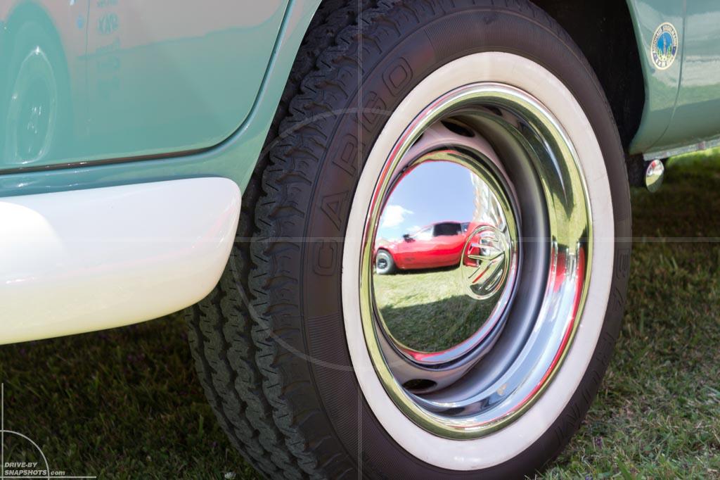 Passau Classic Car Day 2014 Details Volkswagen T1 | Drive-by Snapshots by Sebastian Motsch (2014)