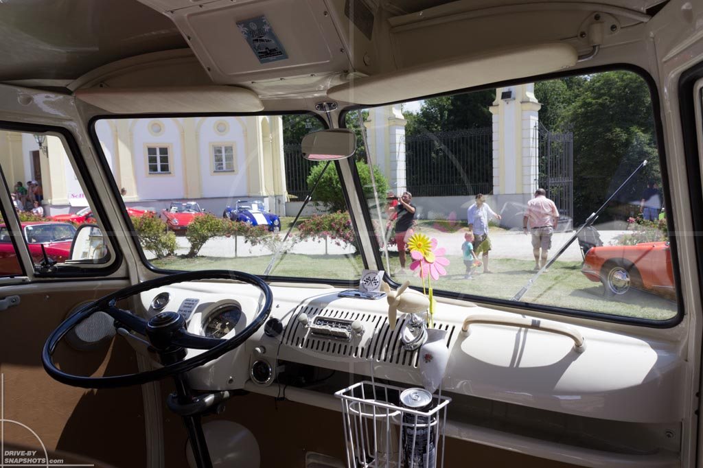 Passau Classic Car Day 2014 Details Volkswagen T1 | Drive-by Snapshots by Sebastian Motsch (2014)