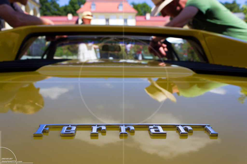 Passau Classic Car Day 2014 Details 15