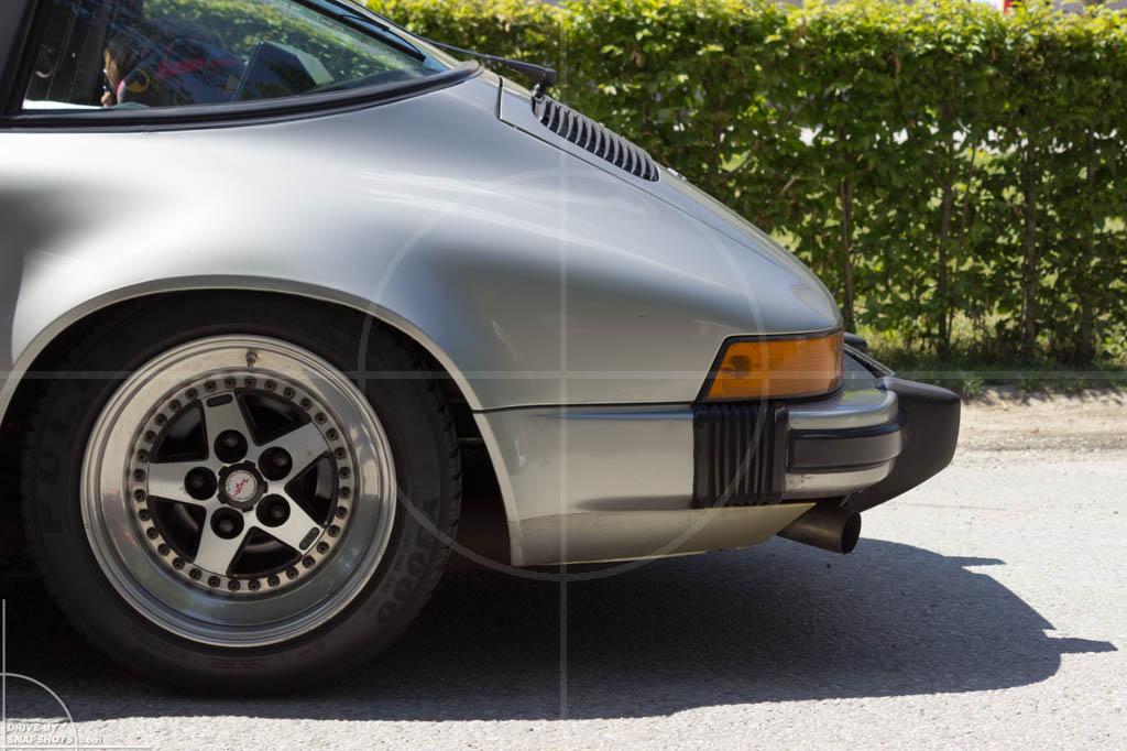 Passau Classic Car Day Details Porsche 911 | Drive-by Snapshots by Sebastian Motsch (2014)