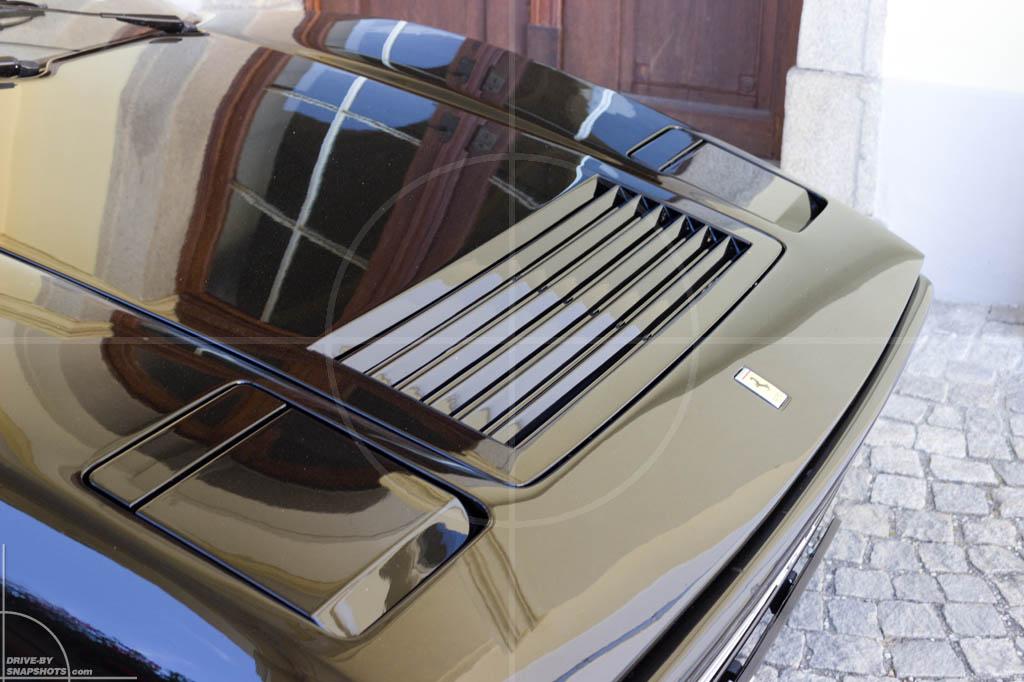 Passau Classic Car Day 2 Details Ferrari 328 GTS | Drive-by Snapshots by Sebastian Motsch (2014)