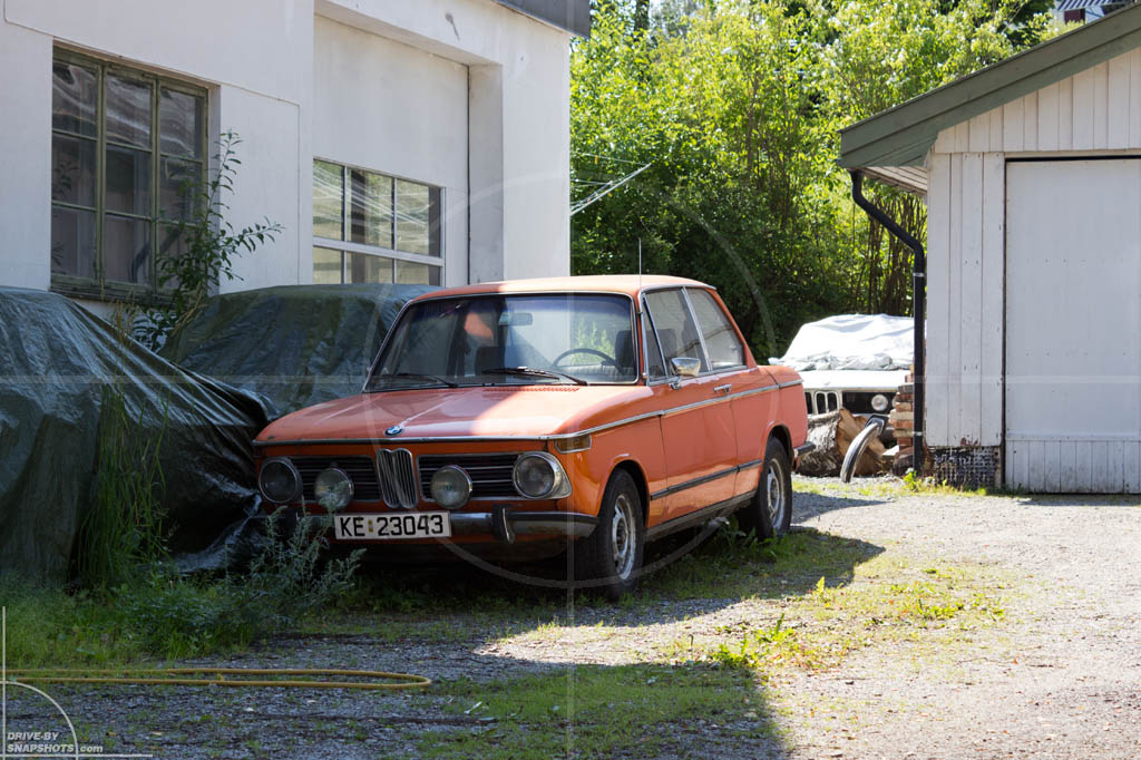 BMW 2002 Norway 2014 | Drive-by Snapshots by Sebastian Motsch (2014)