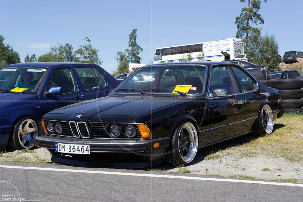 BMW E24 635 CSI Norway 2014 | Drive-by Snapshots by Sebastian Motsch (2014)