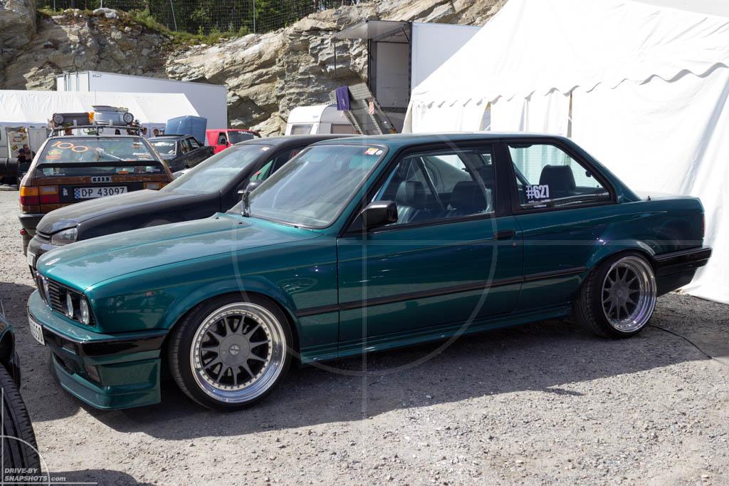 BMW E30 325i Hartge Norway 2014 | Drive-by Snapshots by Sebastian Motsch (2014)