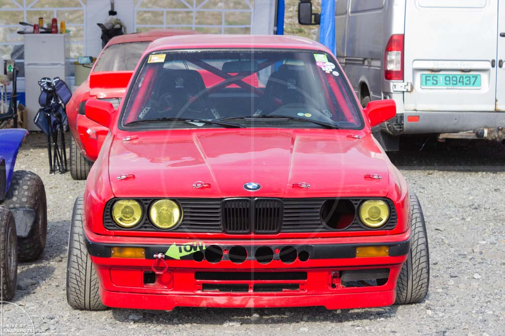 BMW E30 Drifter Norway 2014 | Drive-by Snapshots by Sebastian Motsch (2014)