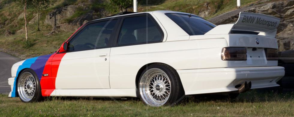 BMW E30 M3 Evo Gatebil Rudskogen 2014 | Drive-by Snapshots by Sebastian Motsch (2014)