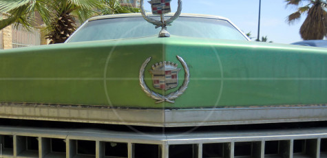 Cadillac Fleetwood Sixty Special Beirut Lebanon 2014 | Drive-by Snapshots by Sebastian Motsch (2014)