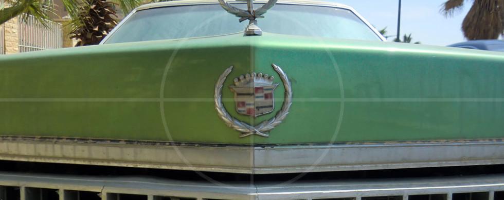 Cadillac Fleetwood Sixty Special Beirut Lebanon 2014 | Drive-by Snapshots by Sebastian Motsch (2014)