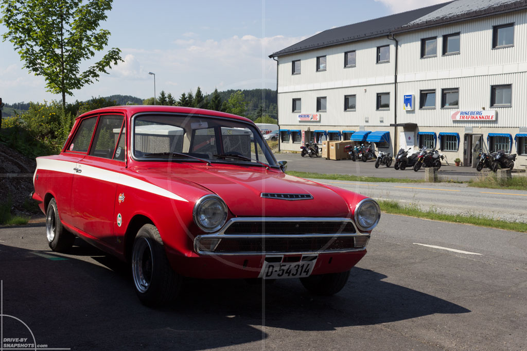 Ford Cortina MK1 Norway 2014 | Drive-by Snapshots by Sebastian Motsch (2014)